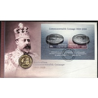 2010 PNC Centenary of Australian Commonwealth Coinage