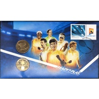 2012 PNC Australian Open Tennis 100th Mens Championship
