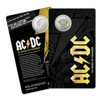 2018 - AC/DC Fifty Cents