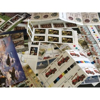 $30 Bulk unused Stamps
