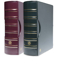 [Color: Black] Extra Large Premium Binder and Slipcase.