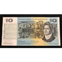 1967 - $10 Coombs/Randall Banknote