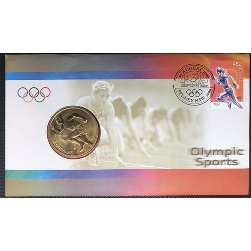 2000 PNC Sydney Olympic Games Athletics